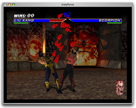 ▒ قمة الإثارة مع Mortal Kombat 4 حصريا وبحجم خيالي !!!  - ▒  سارعوا بالدخول Mortal-Kombat-4-2